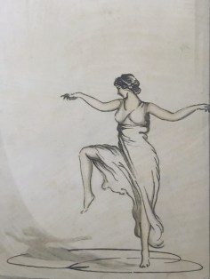 Within Florence - Dance Steps, Isadora Duncan - Villa Bardini - Florence