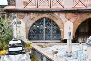 Sante Porte cemetery, Florence - Franco Zeffirelli's grave