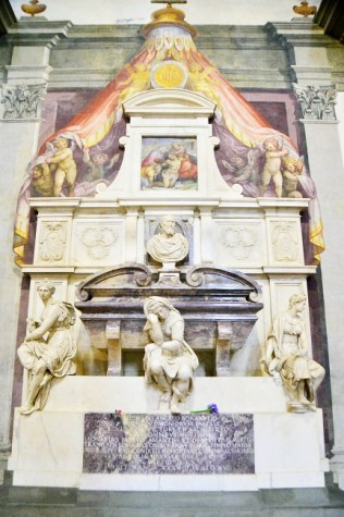 Basilica Santa Croce, Florence - Michelangelo Buonarrotti