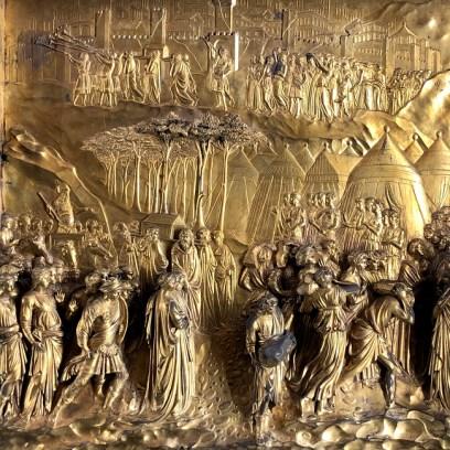 Lorenzo Ghiberti's Gates of Paradise - Museo dell'Opera del Duomo, Piazza del Duomo, 9, 50122 Florence