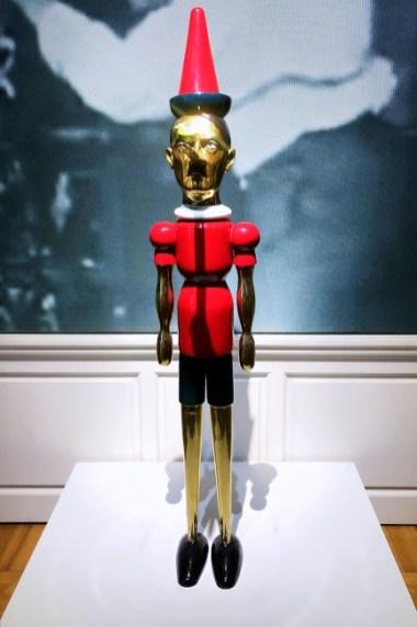 art exhibition on Pinocchio at Villa Bardini - Costa S. Giorgio, 2-4, Florence