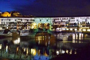 FLGHT 2019 - Firenze Light Festival - Ponte Veccio