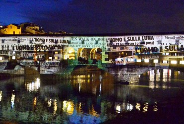 F-LIGHT, Firenze Light Festival 2019, colourful light games in Florence