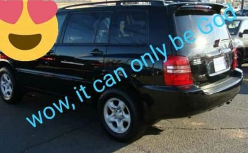 Actress, Nnaji Charity gets a new SUV from a