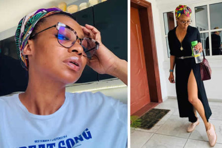 How I sacrificed my womb to survive, Nollywood Actress, Nse Ikpe-Etim shares touching story