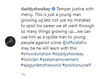 """Small pikin dey insult him elder when him dey talk the truth"" Daddy Showkey blasts Naira Marley for being disrespectful to Ruggedman (video)"