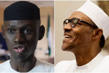 Image result for Buhari centre fires back at Timi Frank, says Jonathan should apologise to Nigerians