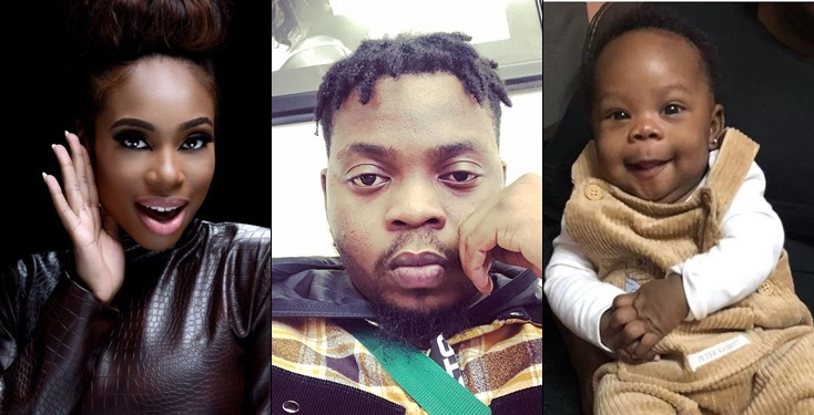Image result for Olamide's Alleged Babymama