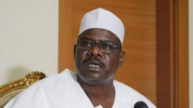 Senator Ali Ndume calls for adoption of part time status for National Assembly