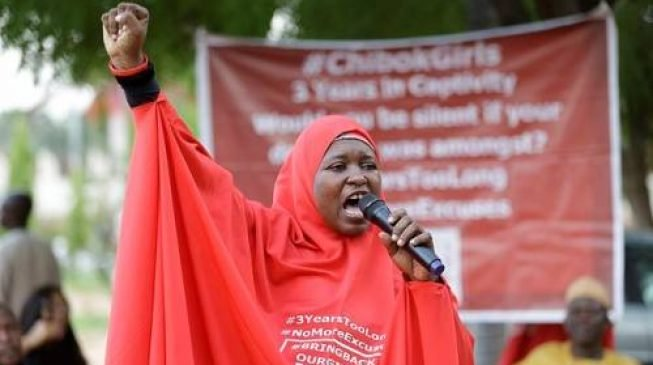 Abusing Buhari will not bring you out of poverty, CAFA replies Aisha Yesufu