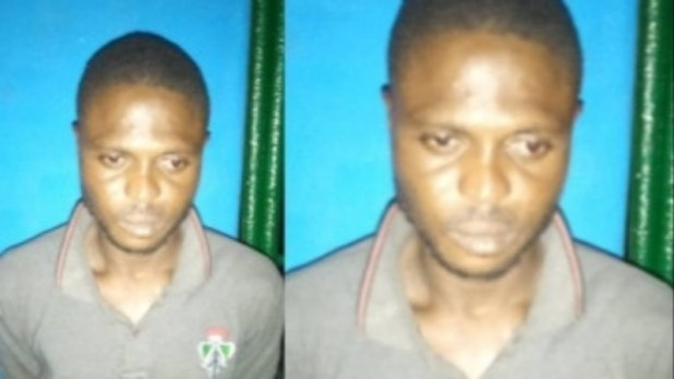 28-year-old man arrested for allegedly raping 8-year-old girl after luring her with biscuits in Lagos