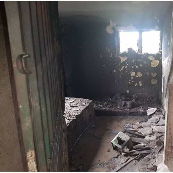 Photos: Woman And Her Two Children Burnt To Death In Rivers