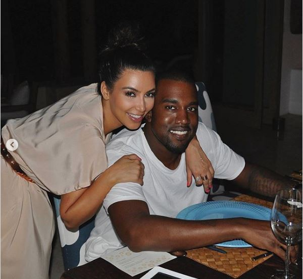 PHOTO: Kim Kardashian celebrates 6th wedding anniversary with Kanye West