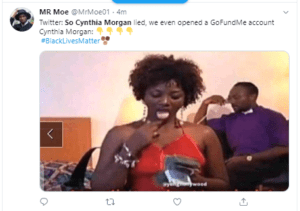 #SoCynthiaMorganLied Is Trending On Twitter After Jude Okoye Released Copies Of Their Contract