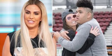 Katie Price hopes her son Harvey 'dies before her as doctors issue stark heart attack warning
