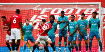 Manchester United put five goals past Bournemouth