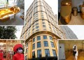 VIDEO: Worlds first' gold-plated hotel opens in Vietnam