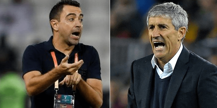 Xavi 'agrees' 5.4m-a-year deal to replace Quique Setien as Barcelona manager