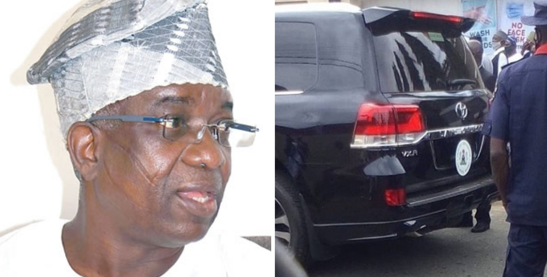 Fidau: Ajimobis family knew I was at the gate, Oyo dep gov finally reacts