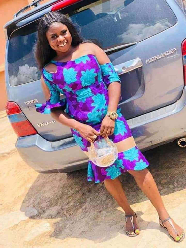 PHOTOS: Woman dies after suffering burns while answering call close to a gas cannister