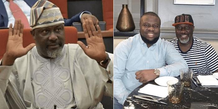Dino Melaye refuses to address link to Hushpuppi