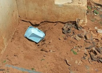 Mother, 33, arrested after she was caught burying her foetus in Kaduna