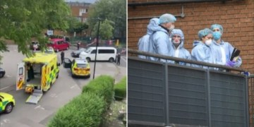 Tragedy as man reportedly shot dead in broad daylight in London