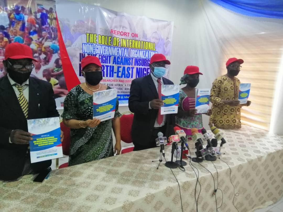 International NGOs complicit in Boko Haram activities in North-East Nigeria, report reveals