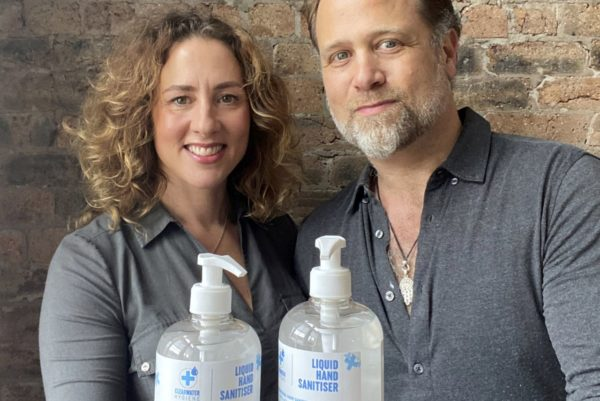 UK Couple who started hand sanitiser business in 2020 set to make 30m