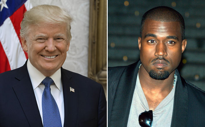 Trump reacts to Kanye Wests presidential bid