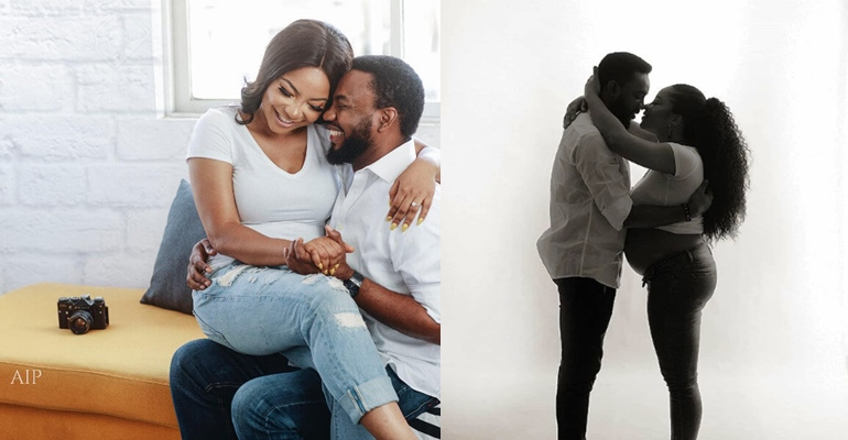 Linda Ejiofor welcomes baby with her husband Ibrahim Suleiman