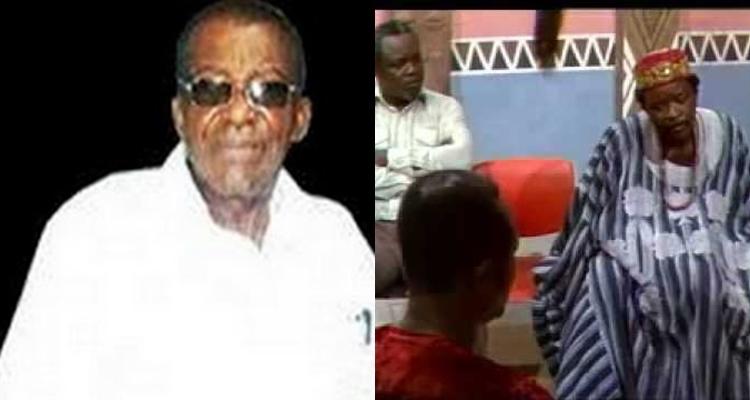 Veteran actor Jimmy Johnson aka Okoro of The Village Headmaster is dead