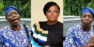 Funke Akindele Did Not Buy Me A House, Pa James Breaks Silence