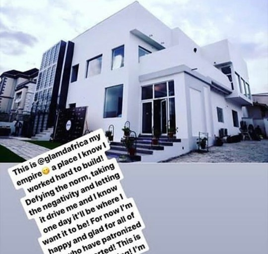 Kiki Osinbajo reacts to claims she owns an N800 million property in Abuja