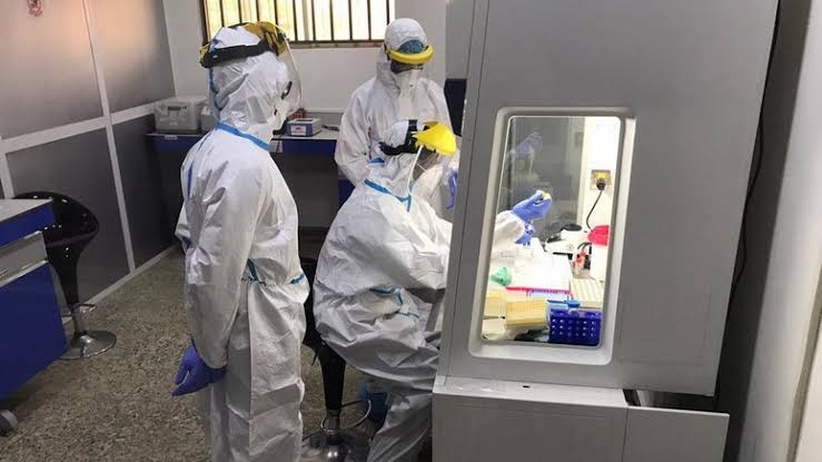 Nigeria records 624 new COVID-19 cases, total now 41,804