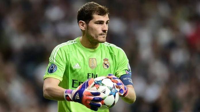 Casillas Announces Retirement From Football