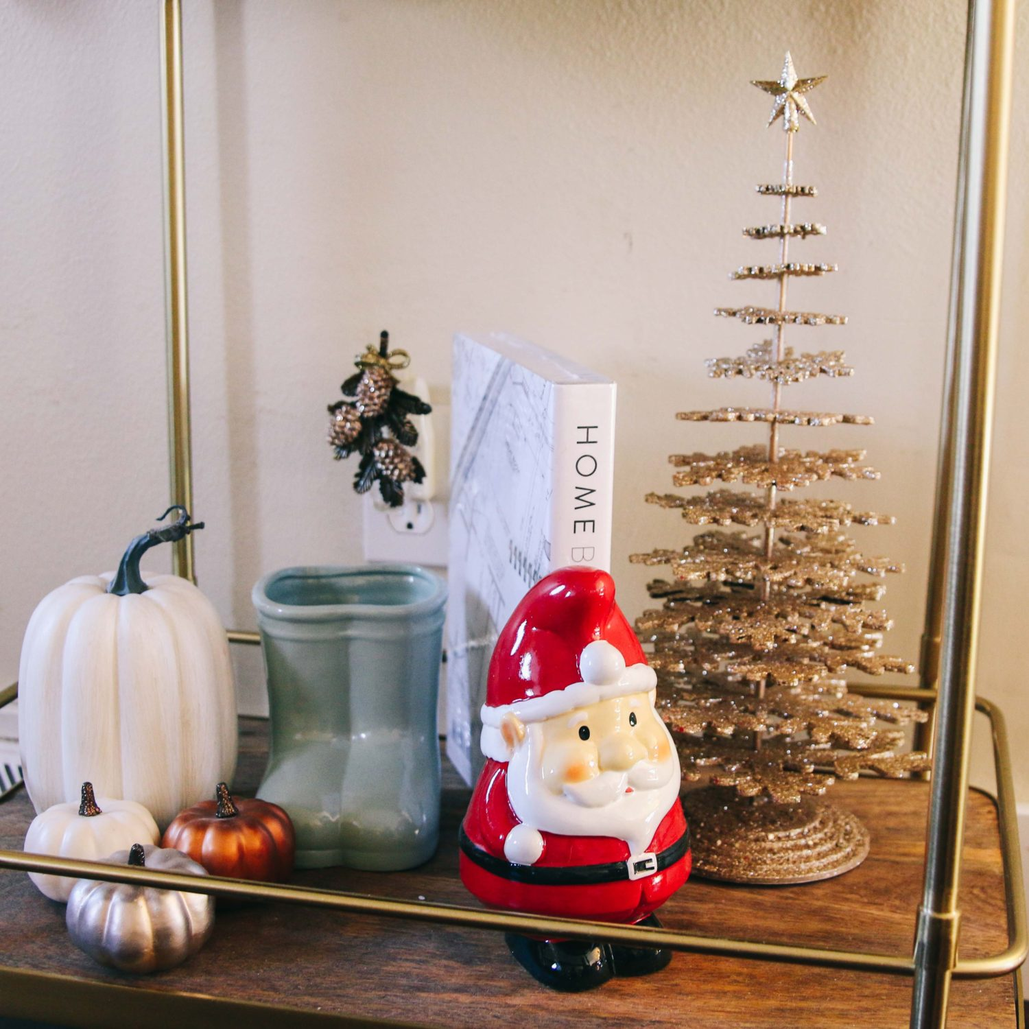 Living Room Holiday Decorations With Bed Bath Amp Beyond