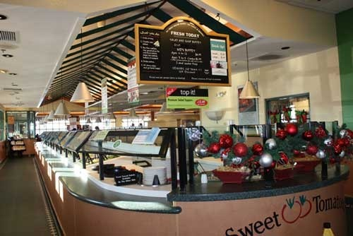 Sweet Tomatoes TakeHome Giveaway Ends 1220  With Our