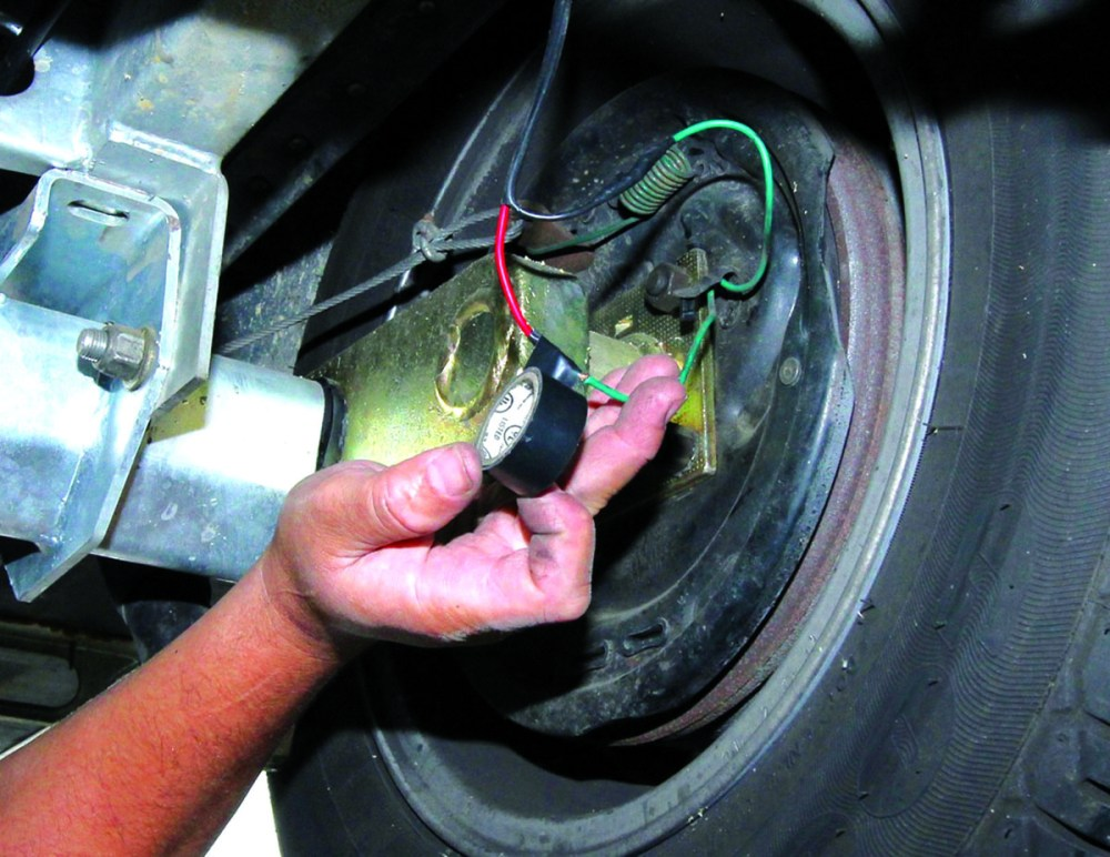 medium resolution of how to service your van s drum brakes without a hitch without a hitch