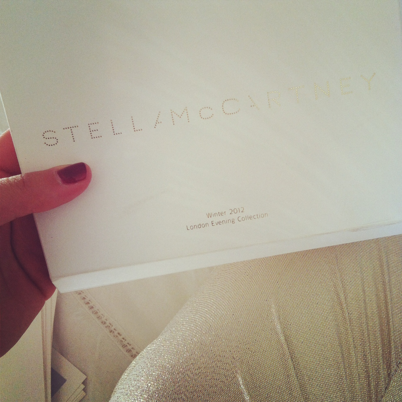 Stella McCartney Catalogue