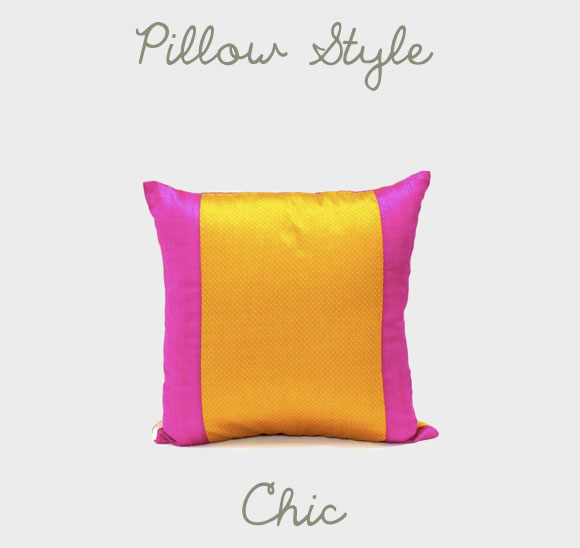 Chic Pillow Style