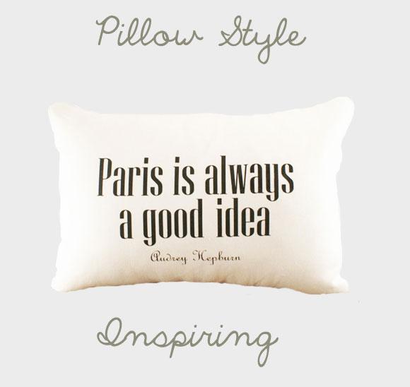Pillo Style- Inspiring