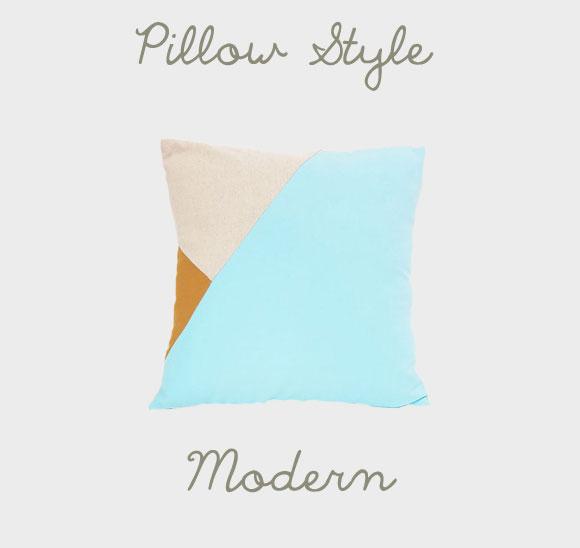 Modern Style Pillow