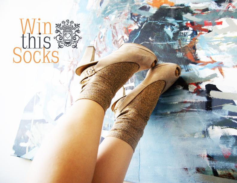 Free Socks Giveaway