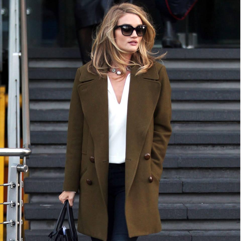 Style crush Rosie Huntington-Whiteley