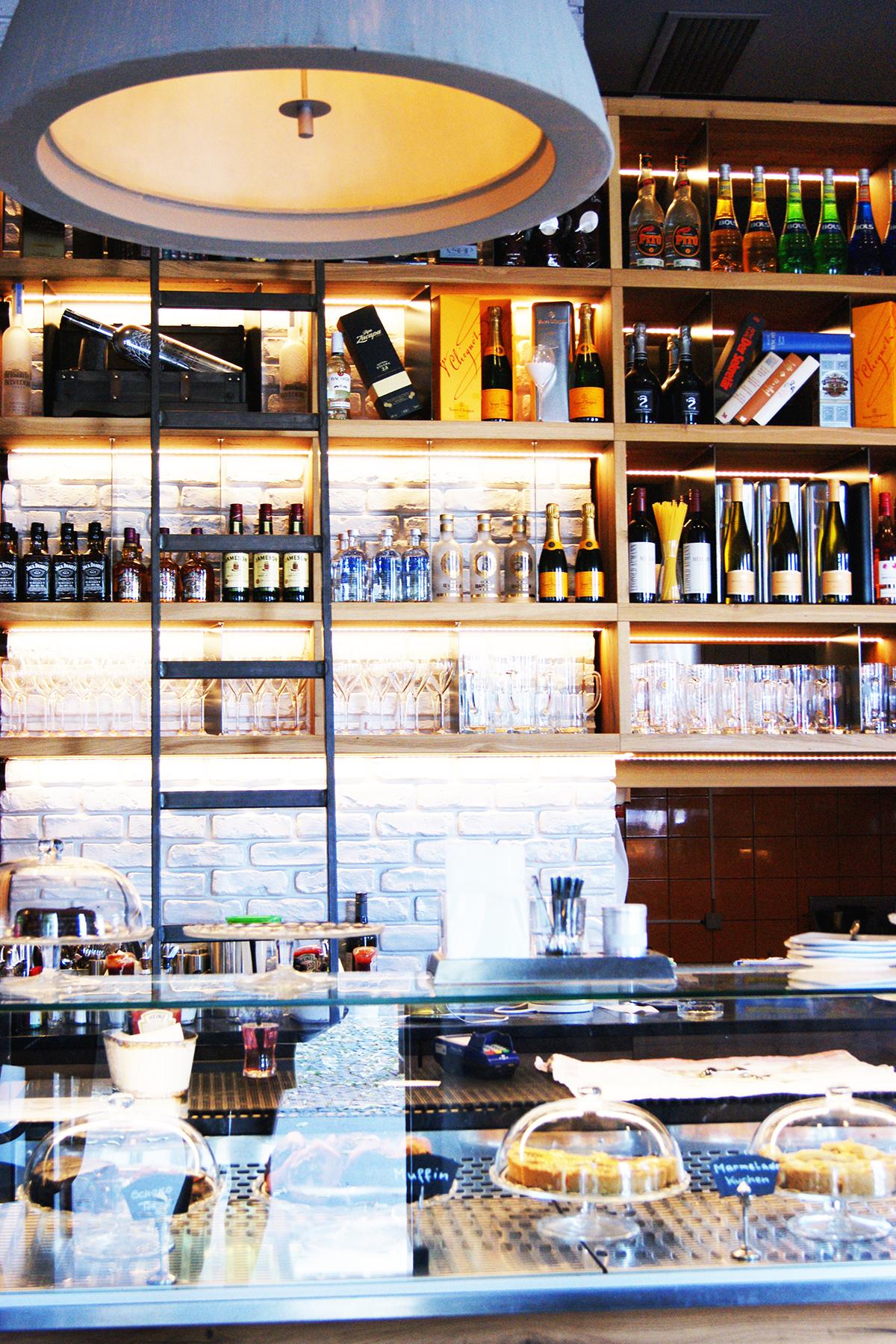 Cool bar in Vienna