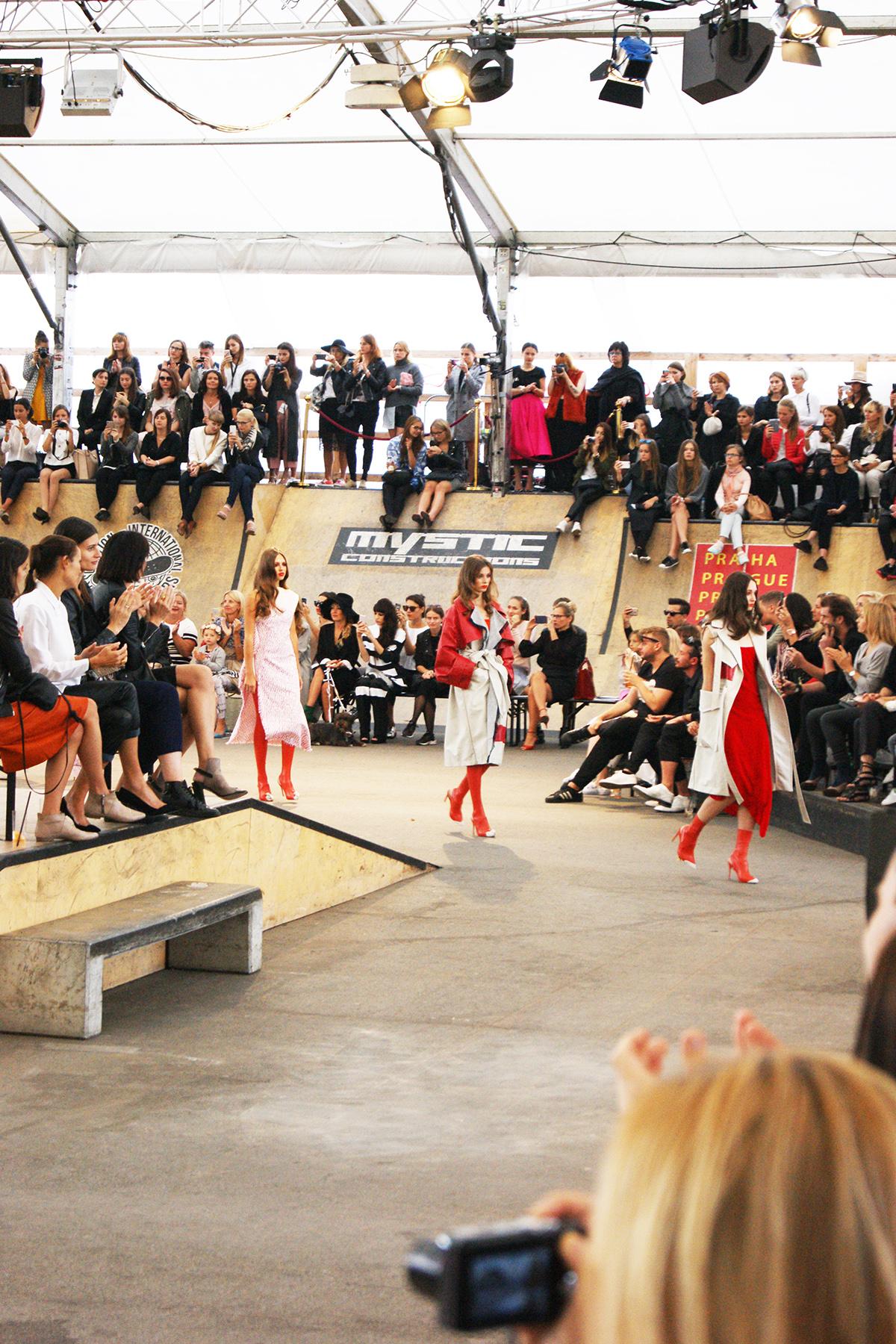 Mercedes-benz Fashion week Prague