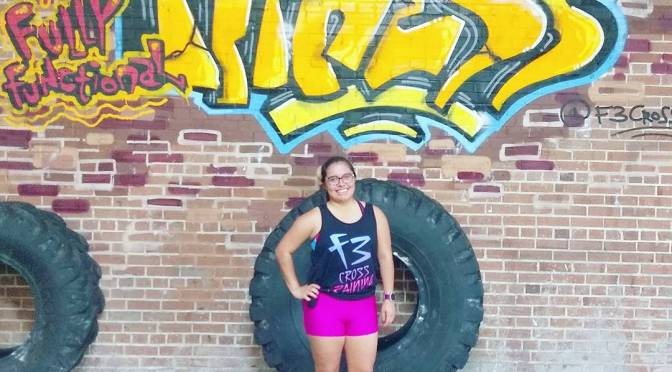 I Tried Crossfit and I Survived!