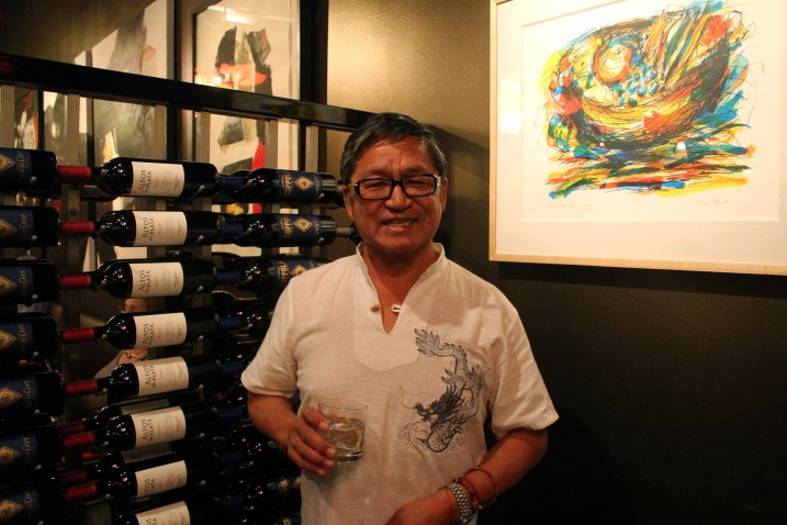 Owner, Ronald Cheng