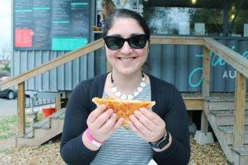Shayda at Burro Cheese